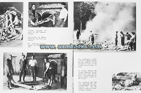 Mauthausen Concentration Camp Photo Booklet