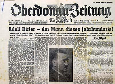 Nazi newspapers