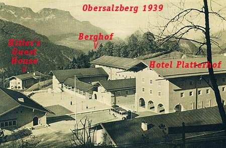 Genuine Piece Of The Platterhof Hotel Berchtesgaden