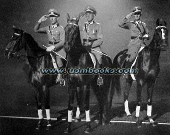 horsemen deutsch